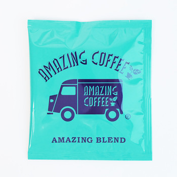 AMAZING BLEND Coffee bag
