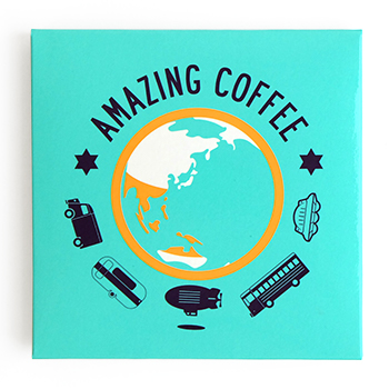 AMAZING COFFEE /3inch RECORD 詳細画像