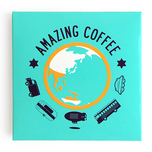 AMAZING COFFEE /3inch RECORD 詳細画像 ー 1