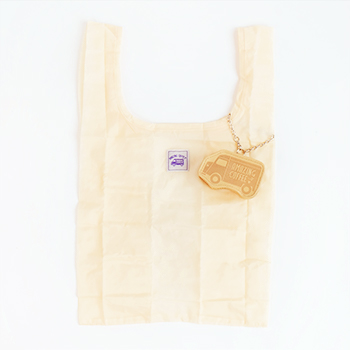 HAPPY DAY eCO BAG<カフェラテ>