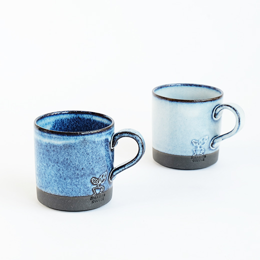 DENIM MUG~HAPPY ver.~<ライトブルー> 詳細画像 ー 6
