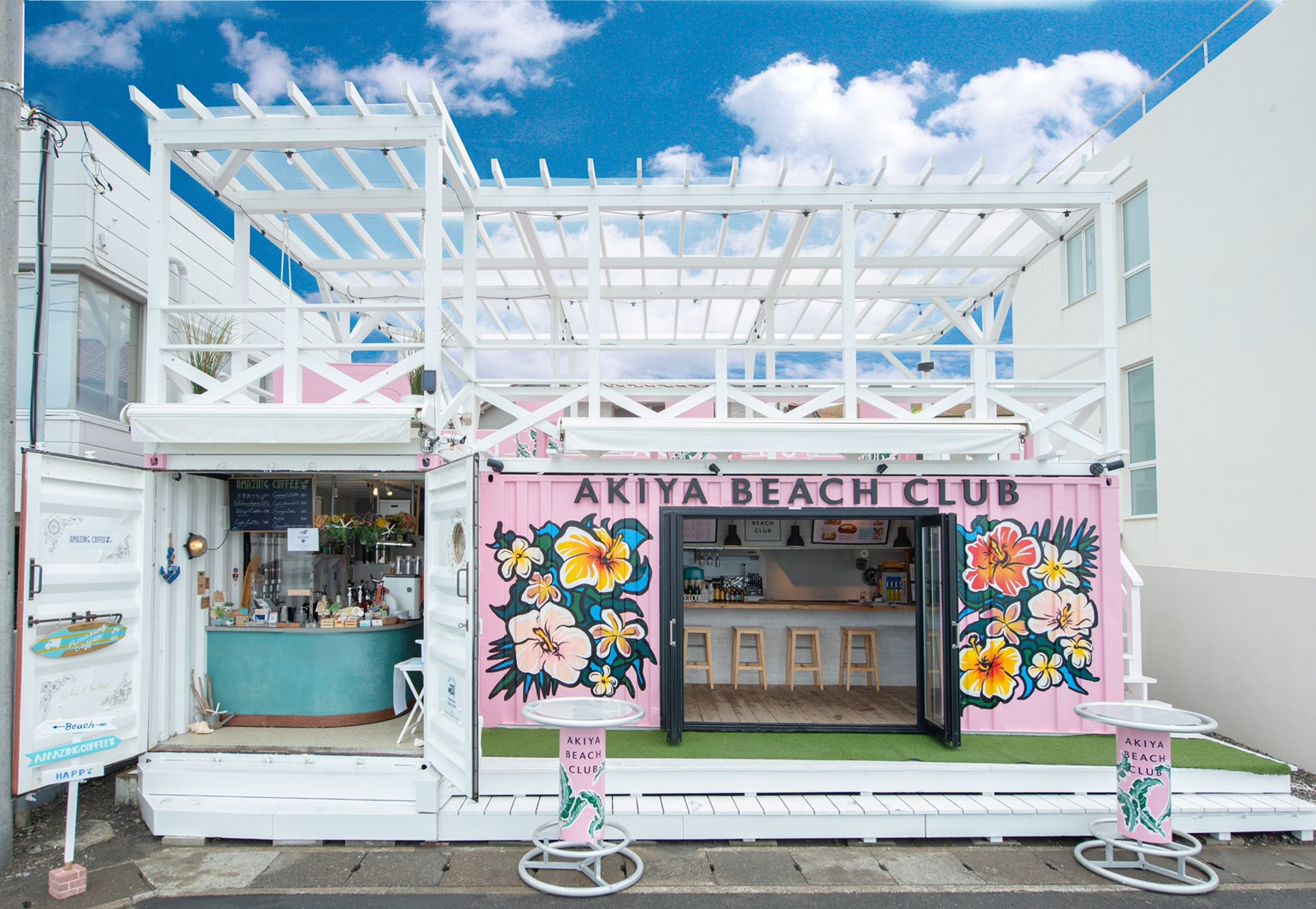【YOKOSUKA BEACH SIDE with AKIYA BEACH CLUB営業再開のお知らせ】