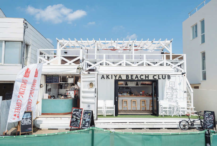 YOKOSUKA BEACH SIDE with AKIYA BEACH CLUB